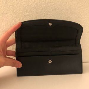 Coach Bags - Coach Black Wallet